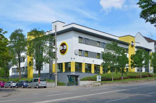 B&B Hotel Stuttgart City