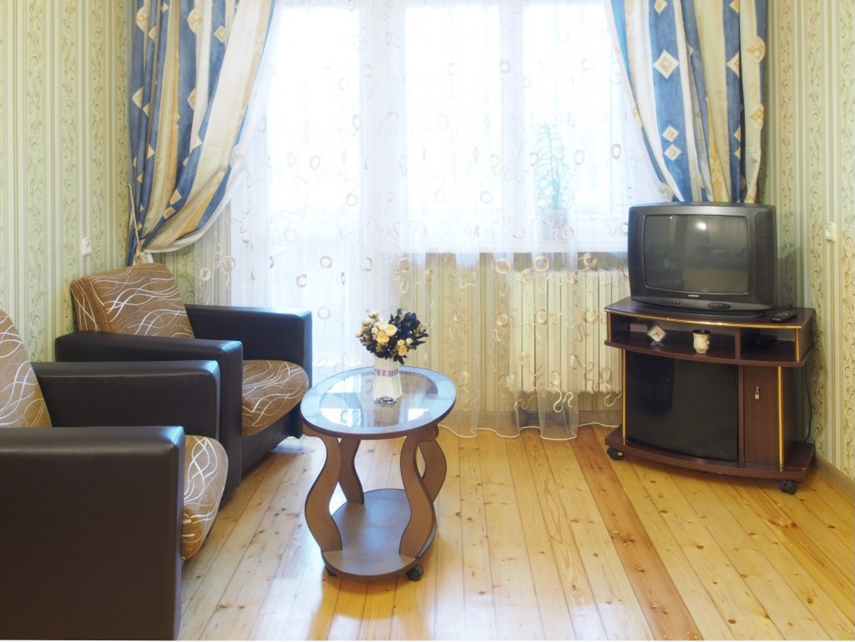 Apartment Metro Partizanskaya