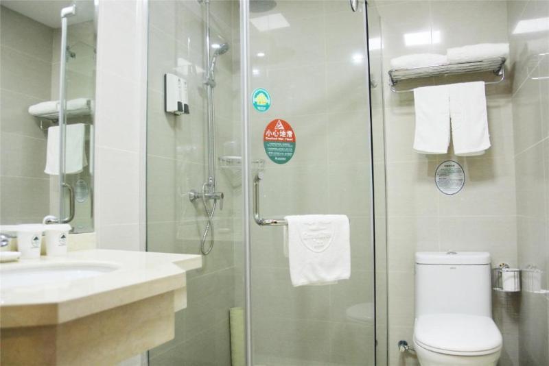 Gallery image of GreenTree Inn Jiujiang Railway Station Hotel