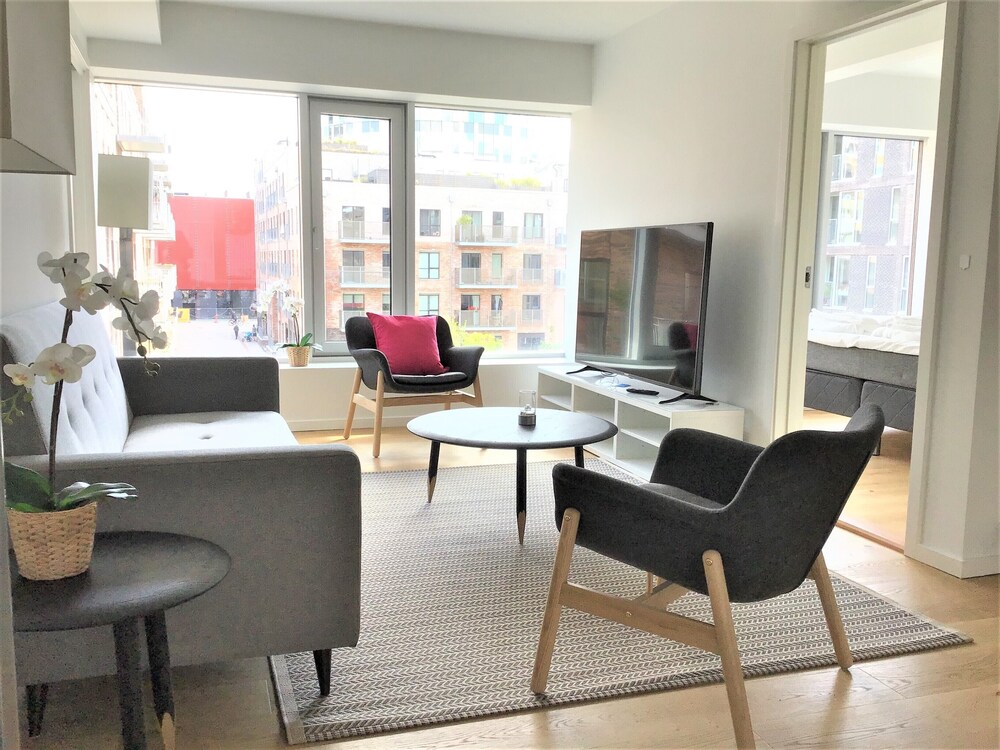 A Fantastic 3 bedroom Apartment in Copenhagen Nordhavn