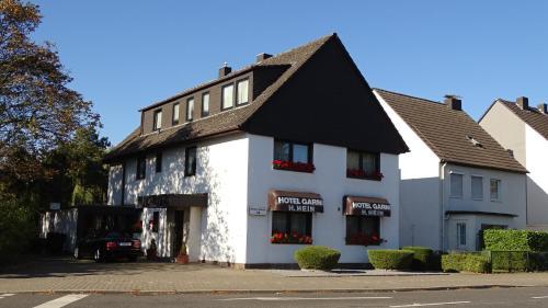 Bed & Breakfast Hotel Helga Hein