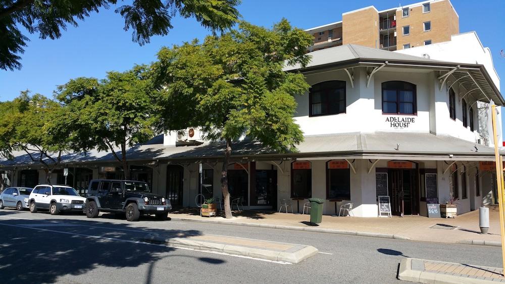 Adelaide House Apartments Fremantle