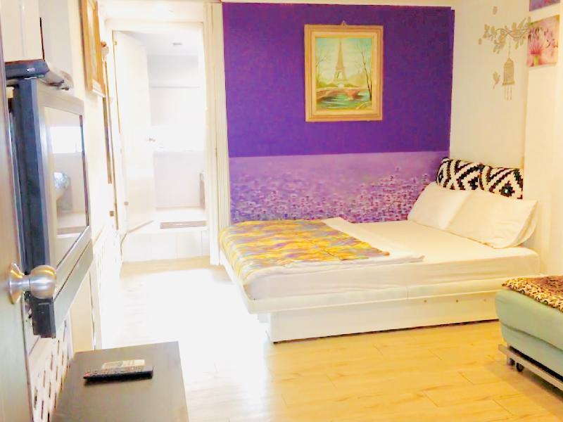 Garden Family Suite with 2 Bedrooms 2 Bathrooms