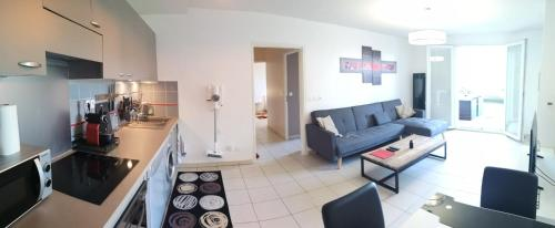 Charmant appartement au pied d'Allauch.