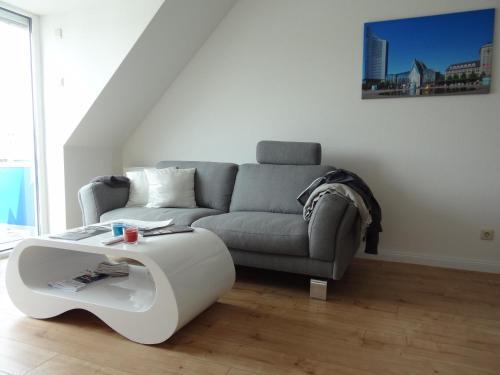 Moderne Ferienwohnung in Leipzig Schleussig