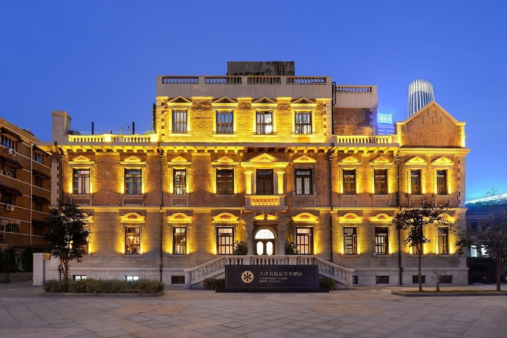 Yi Boutique Luxury Hotel Tianjin