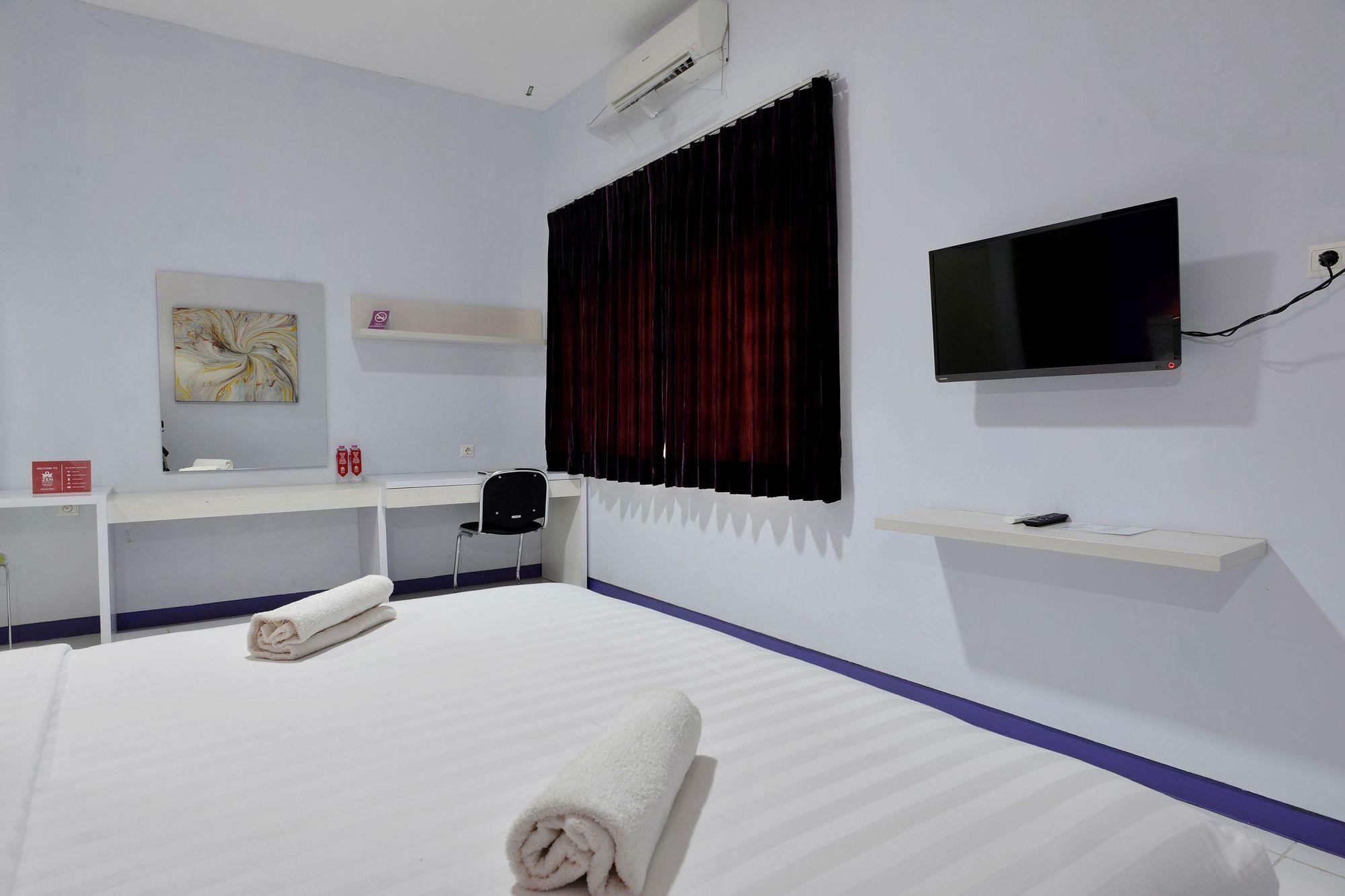 ZEN Rooms Stasiun Solo Balapan