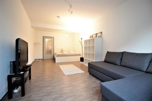 Attraktive 1 Zimmer Wohnung mitten in der Innenstadt