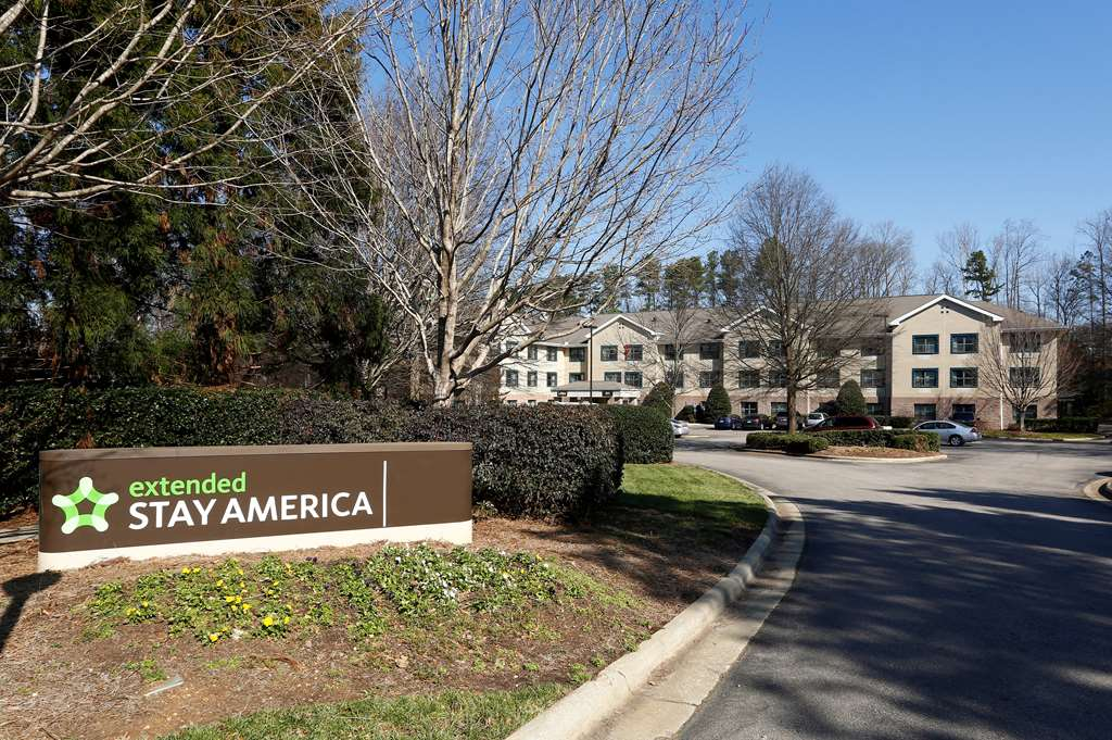 Extended Stay America Raleigh Midtown NC