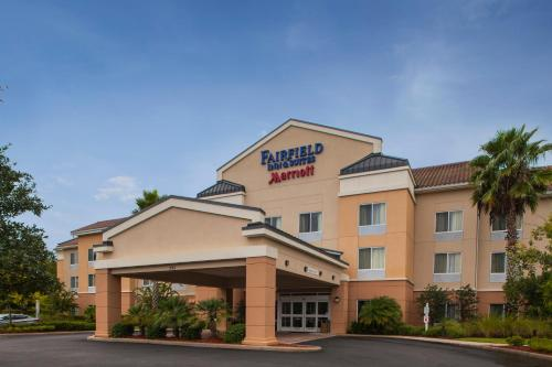 Fairfield Inn & Suites St. Augustine I 95