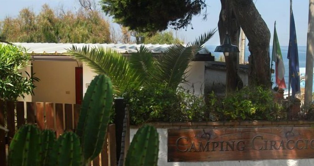 Camping Ciraccio