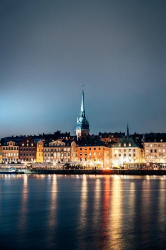 Room at Stockholm Sweden