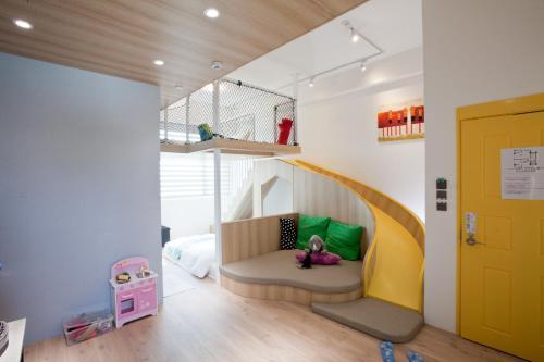 Wind Natural Parent child Inn