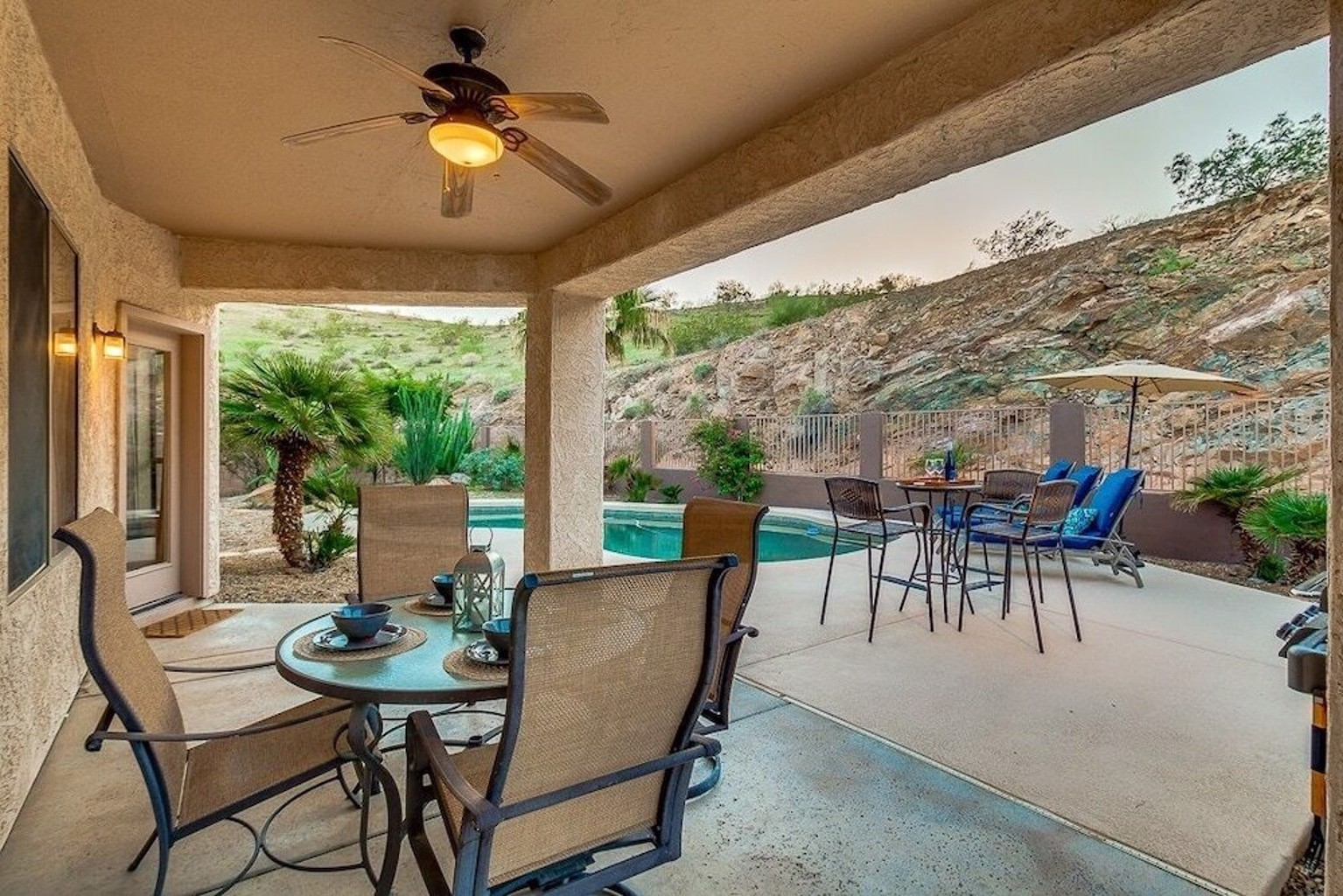 Luxurious 4 Bedroom 2.5 Bath With Resort Style Private Backyard and Up