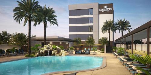 Candlewood Suites Las Vegas E Tropicana