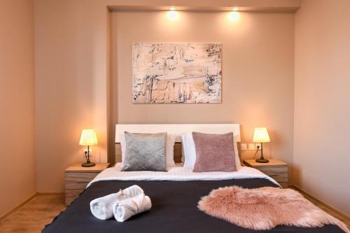PASTEL HUES Homey Central Apartment near Armeneasca