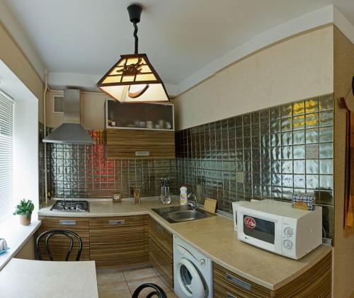 Apartment on Starokievskiy 5