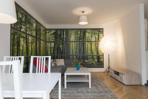 Garden Apartment Mariahilferstrasse (گاردن آپارتمان ماریاهیلفرستراس)