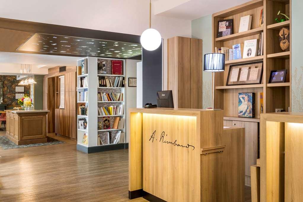 Best Western Hotel Litteraire Arthur Rimbaud