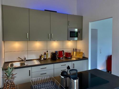 Frisch renoviertes modernes Apartment in Aachen