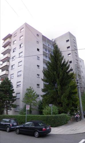 Work Place Apartment Stuttgart