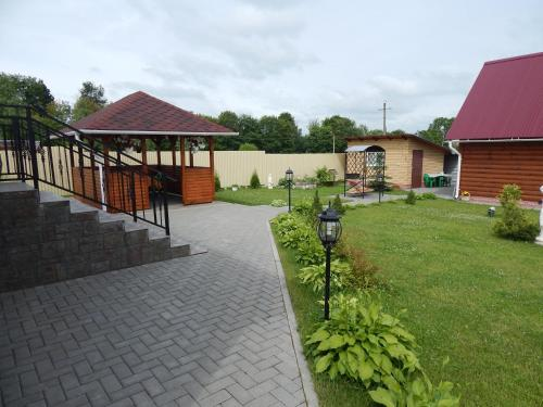 Guesthouse And Domik With Sauna