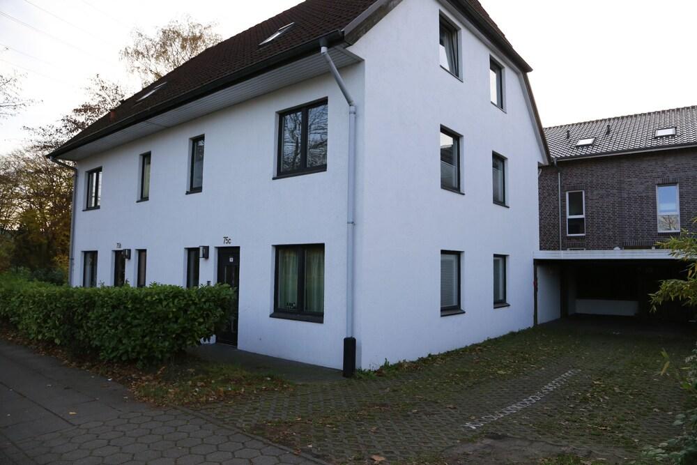 Hansa Apartments Hamburg