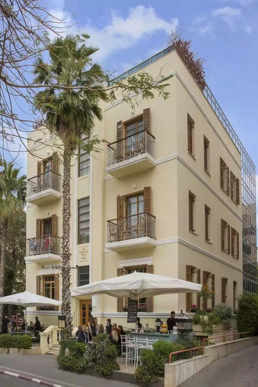 The Rothschild Hotel Tel Avivs Finest