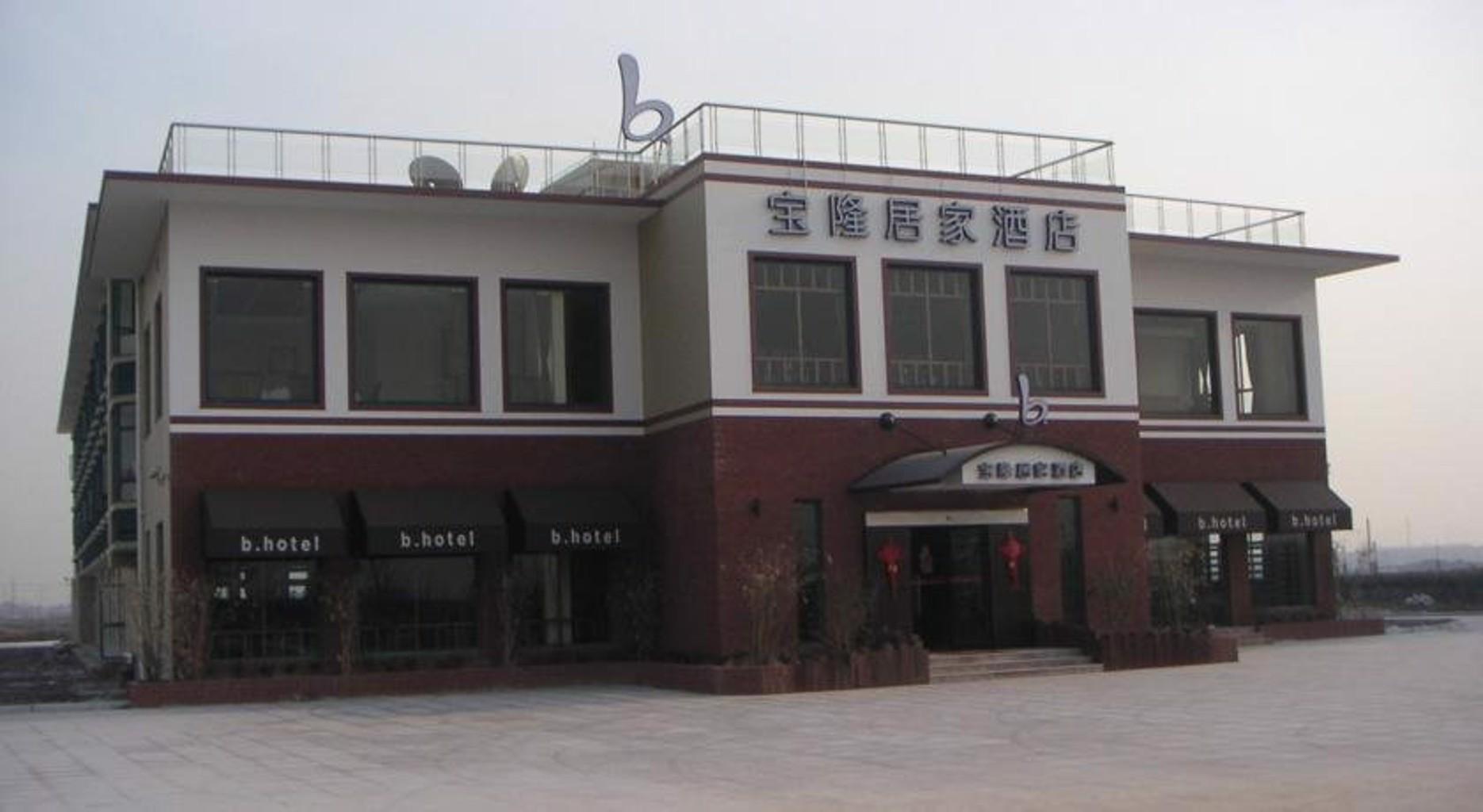 Baolong Homelike Luojing Branch