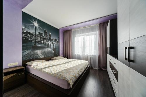 2 bedroom apartment Obolonskiy district 22A
