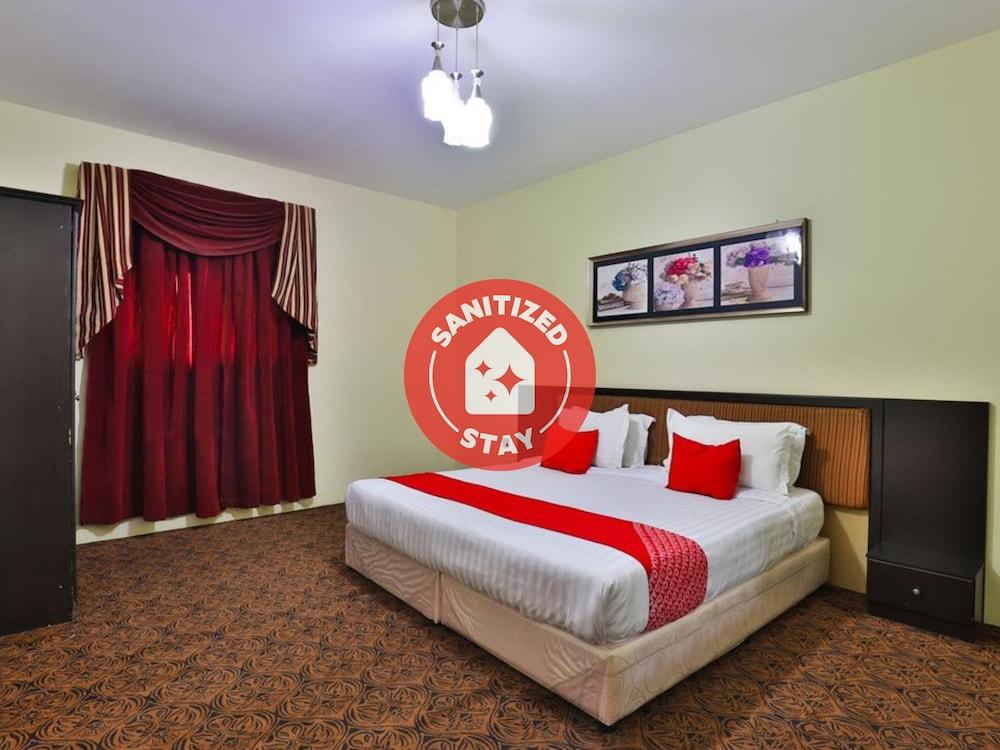 OYO 124 Dome Hotel Suites Al Orouba