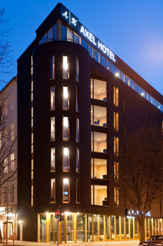 Axel Hotel Berlin Adults Only