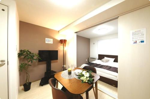 Sapporo JOW2 Building Vacation STAY 7633