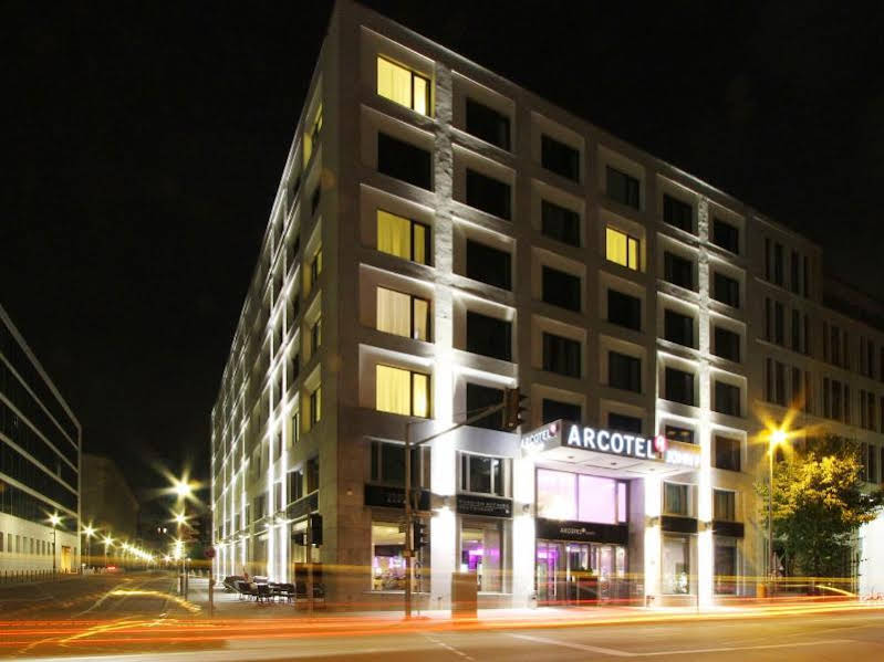 Arcotel John F Berlin (آركوتل جوهن ف برلین)