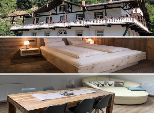 Ferienwohnungen Schweizerhaus