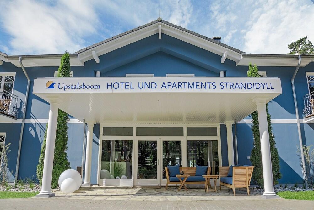 Hotel & Apartments Strandidyll