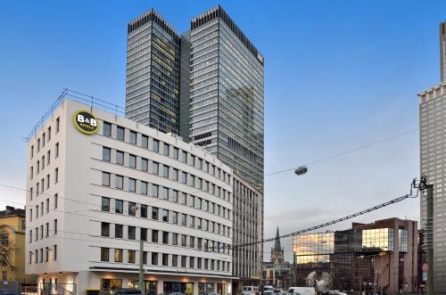 B&B Hotel Frankfurt Hbf