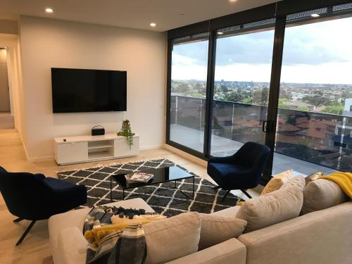 StayCentral Essendon Escape Sub penthouse