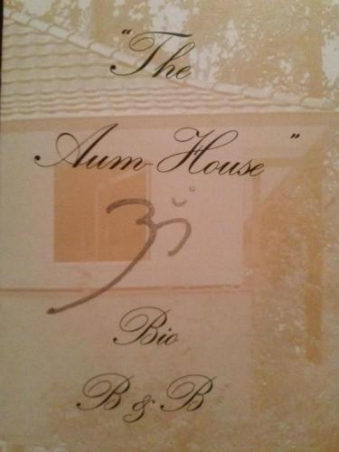B&B The Aum House
