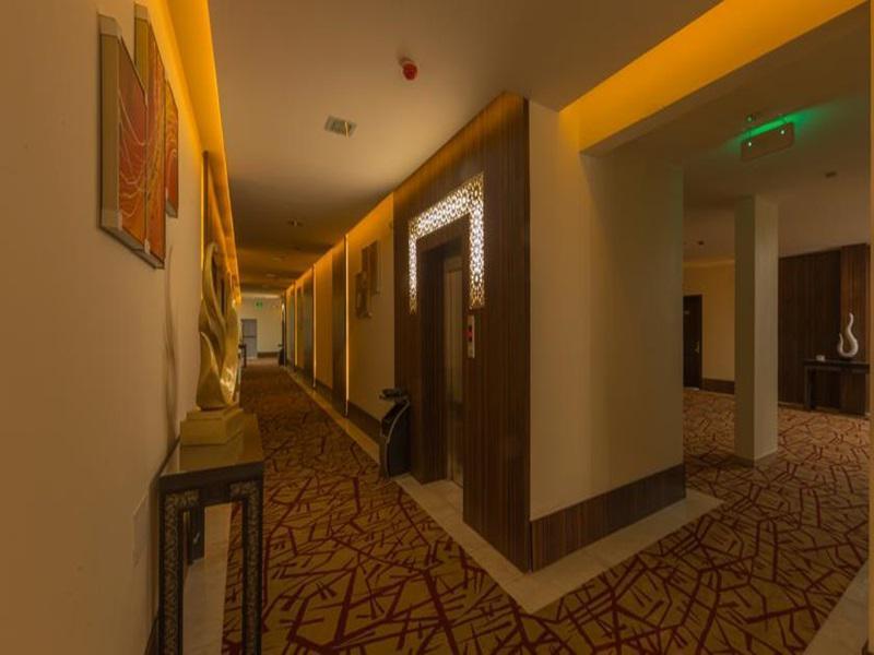رؤوم إن للشقق الفندقية سكاكا-8 من 12 الصور