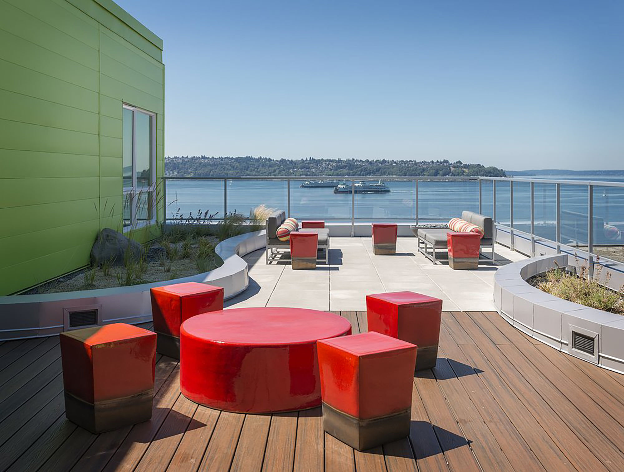 Belltown Waterfront Suites By Barsala