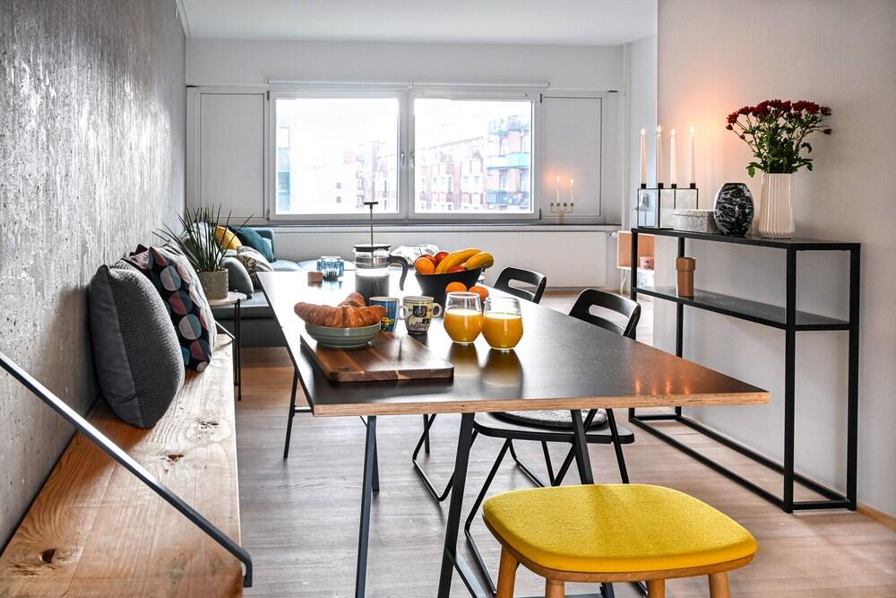 Studio Apartment in a Vibrant Neighborhood Islands Brygge