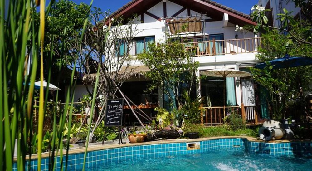 Yi's Garden Villa