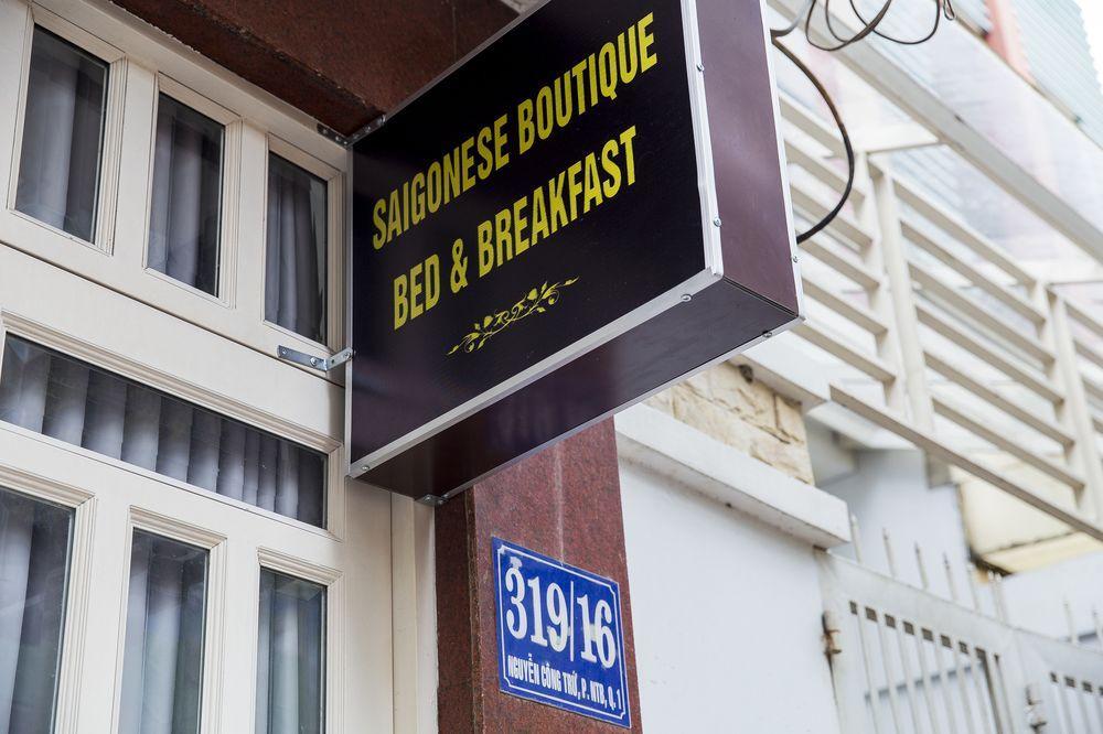 Saigonese Boutique B&B City Centre