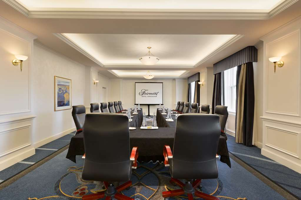 Gallery image of Fairmont Hotel Vancouver