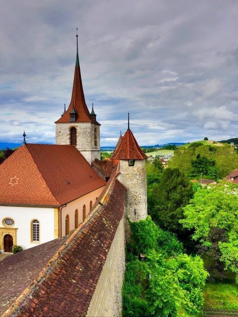 Gallery image of Schloss Münchenwiler