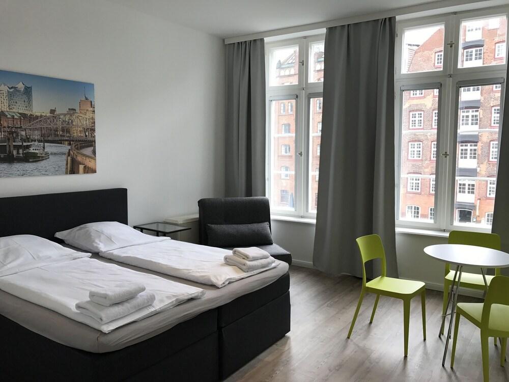 Appartement 8er Deck