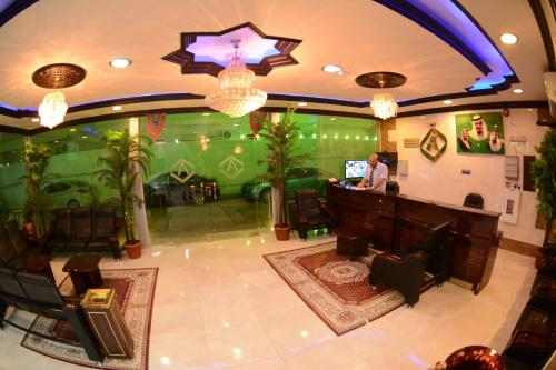 Gallery image of Al Eairy Apartments Dammam 8