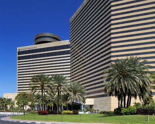 Hyatt Regency Dubai & The Galleria Residence