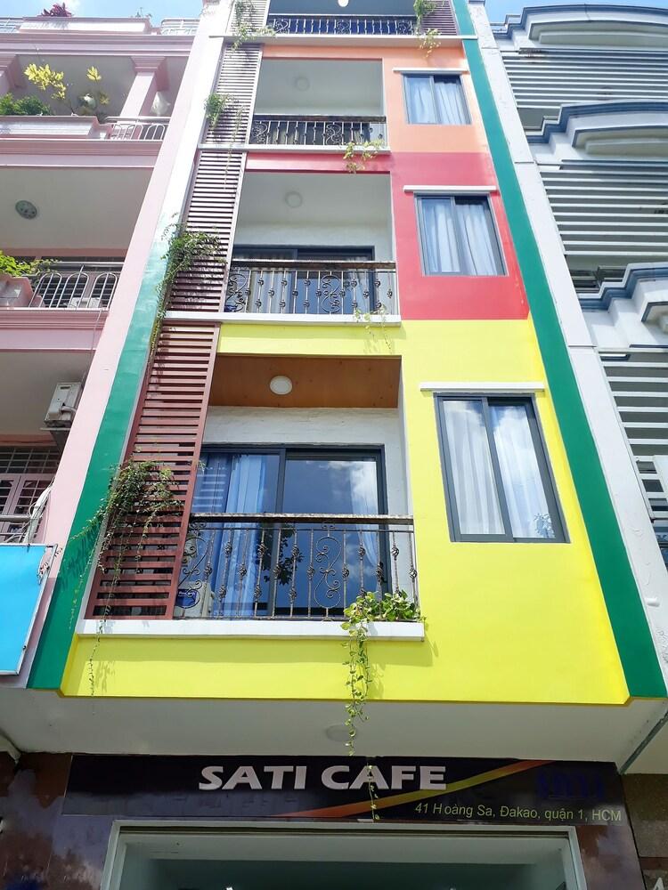 Sati Apartment Riverside